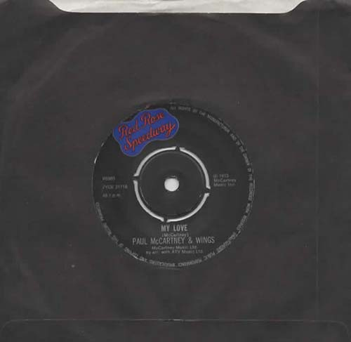 (BEATLES)Paul McCartney & Wings