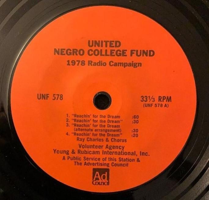 PSA(Public Service Announcement)United Negro College Fund