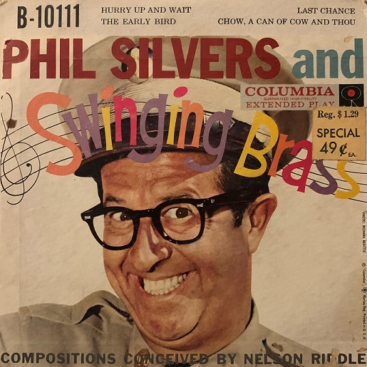 Phil Silvers (Sgt Bilko)