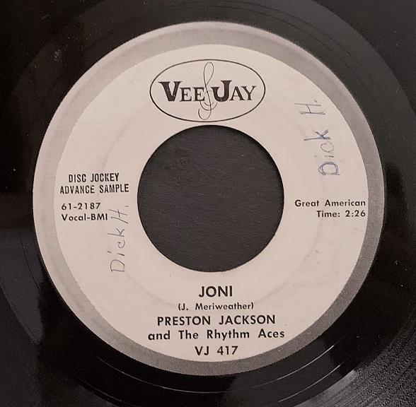 Preston Jackson
