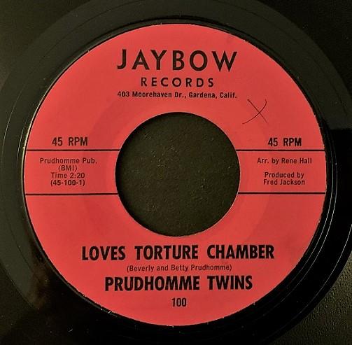 Prudhomme Twins