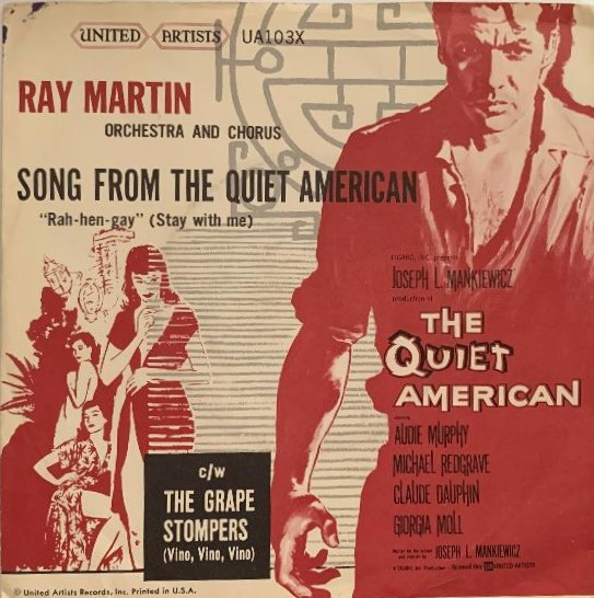 The Quiet American (Ray Martin)