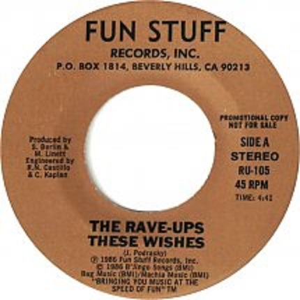 The Rave-Ups ‎