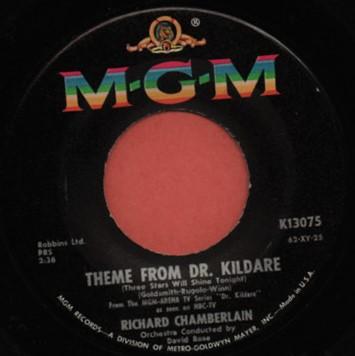 Dr. Kildare--Richard Chamberlain