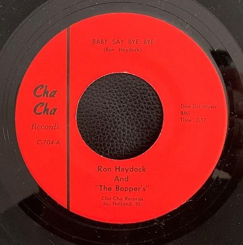 Ron Haydock & The Bopper's