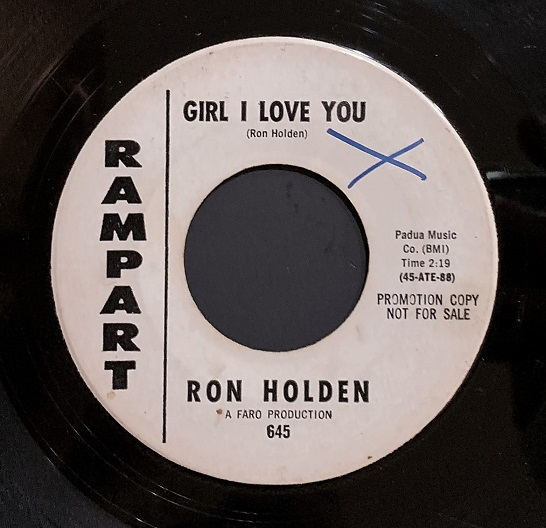 Ron Holden
