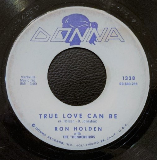 Ron Holden