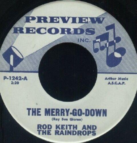 Rod Keith & The Raindrops