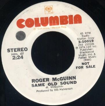 Roger McGuinn(BYRDS)