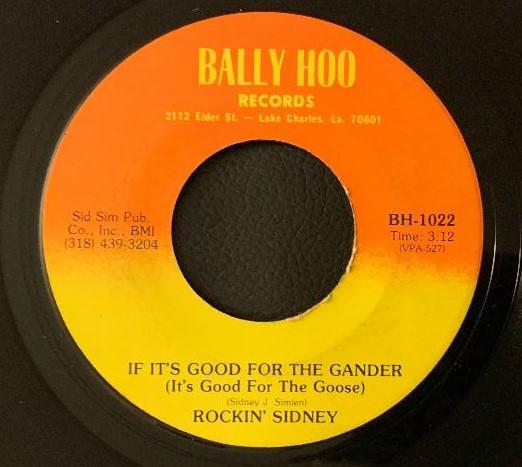 Rockin' Sidney