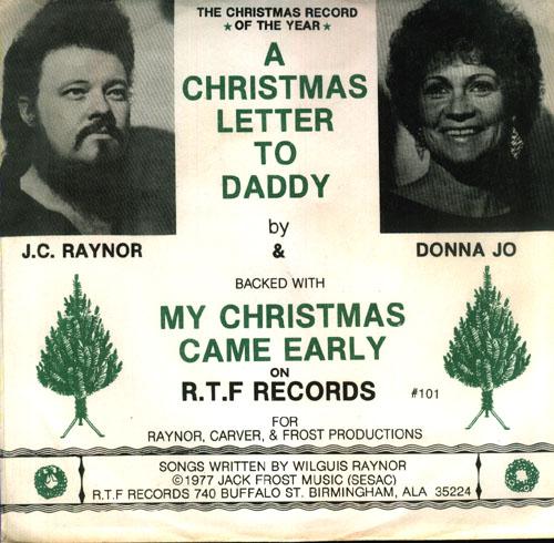 J.C. Raynor & Donna Jo