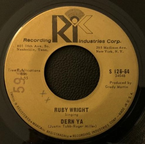 Ruby Wright