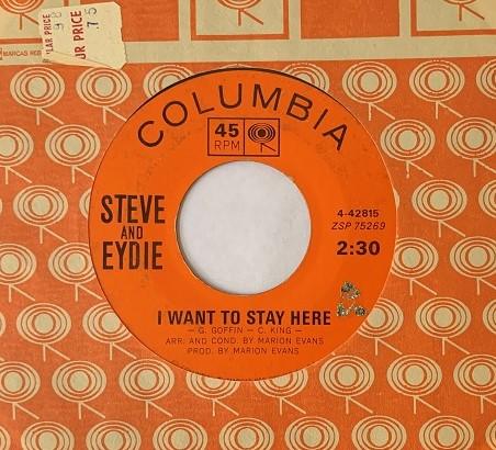 Steve & Eydie