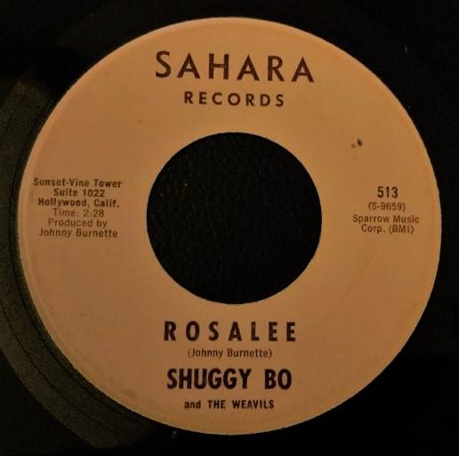 Shuggy Bo And The Weavils