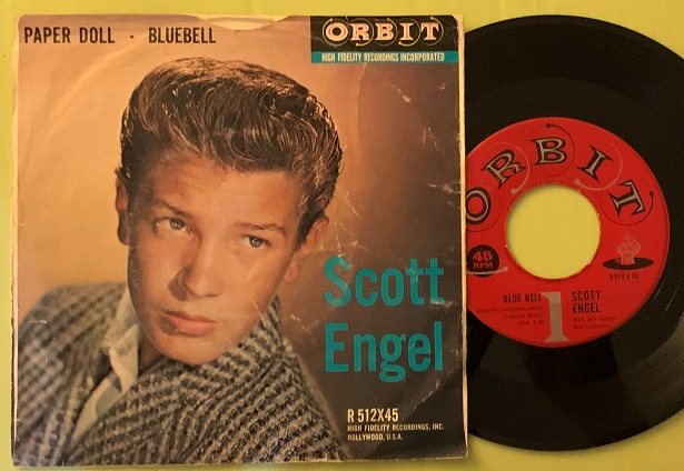 Scott Engel (pre Walker Brothers)