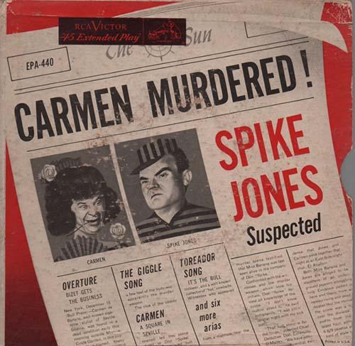 Spkie Jones