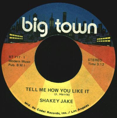 Shakey Jake