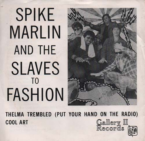 Spike Martin & The Slaves To Fashion