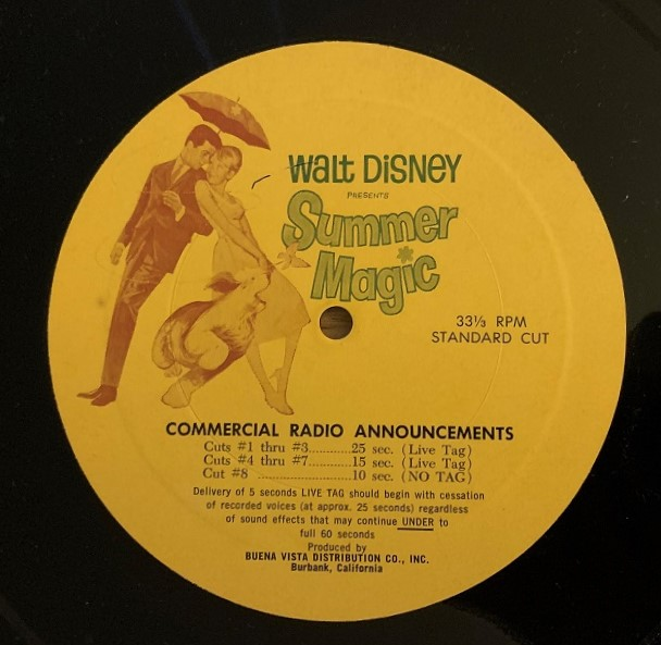 Walt Disney's Summer Magic(1963)