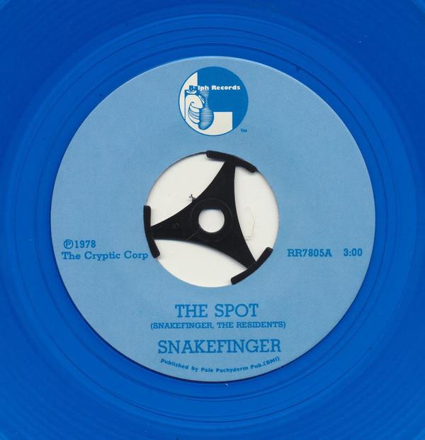 Snakefinger