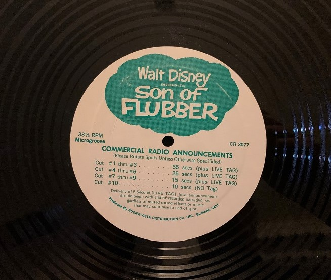 Walt Disney's Son Of Flubber (1963)