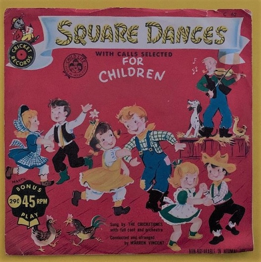 Square Dances For Children