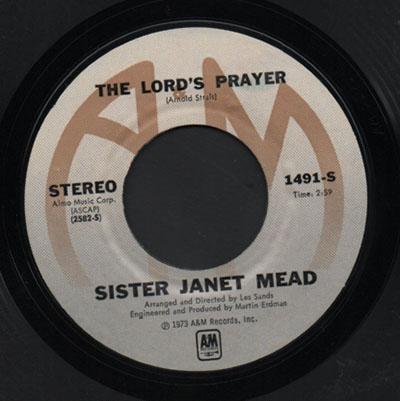 Sister Janet Mead