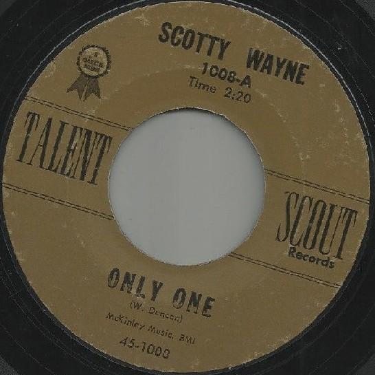 Scotty Wayne(Freddy Fender)