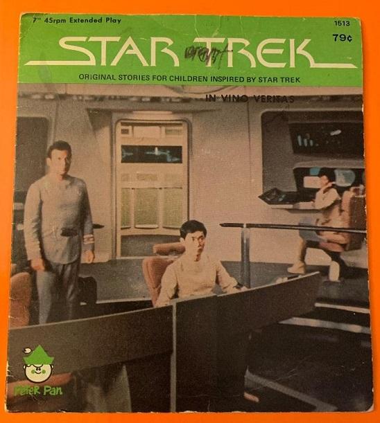 Star Trek In Vino Veritas
