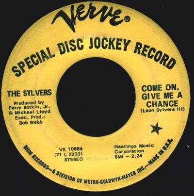 Sylvers(1971)