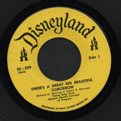 Disneyland's Carousel of Progress