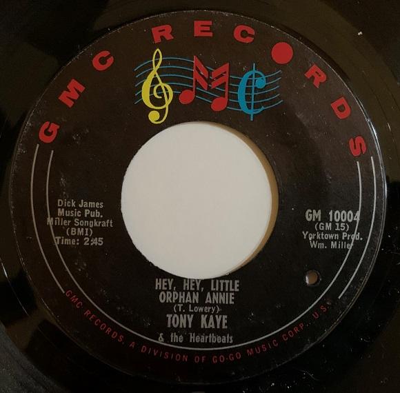 Tony Kaye & The Heartbeats