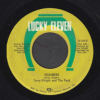 Terry Knight & The Pack