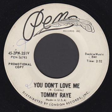 Tommy Raye