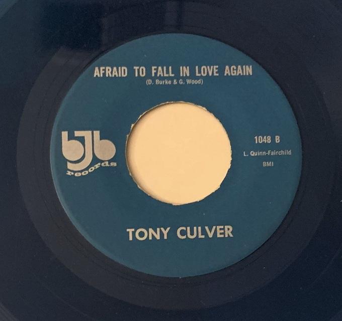 Tony Culver