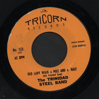 Trinidad Steel Band / Eugene Richards
