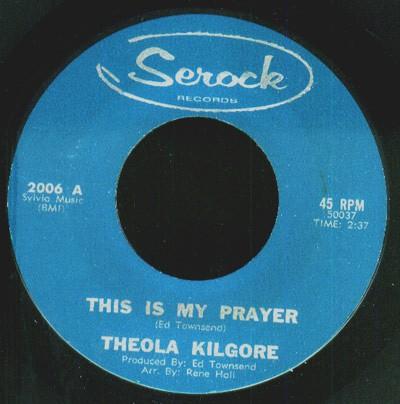 Theola Kilgore