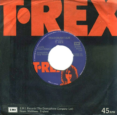 T. Rex(Marc Bolan)
