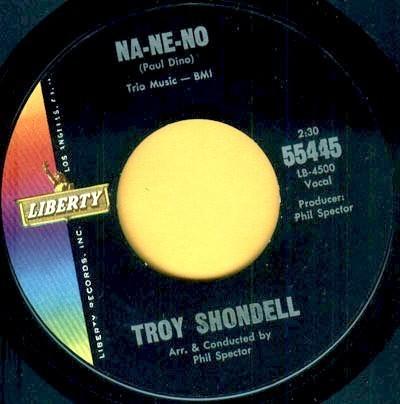 Troy Shondell