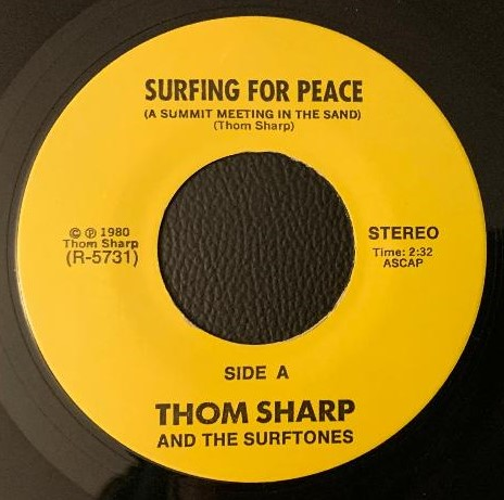 Thom Sharp & The Surftones