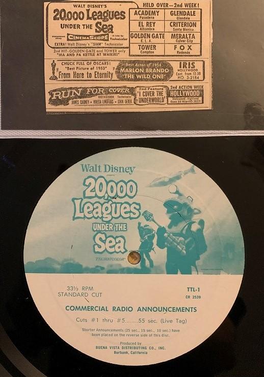 Walt Disney's 20,00 Leagues Under The Sea (1954)