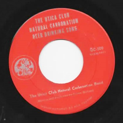 Utica Club Natural Carbonation Band
