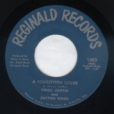 Virgil Griffin & The Rhythm Kings