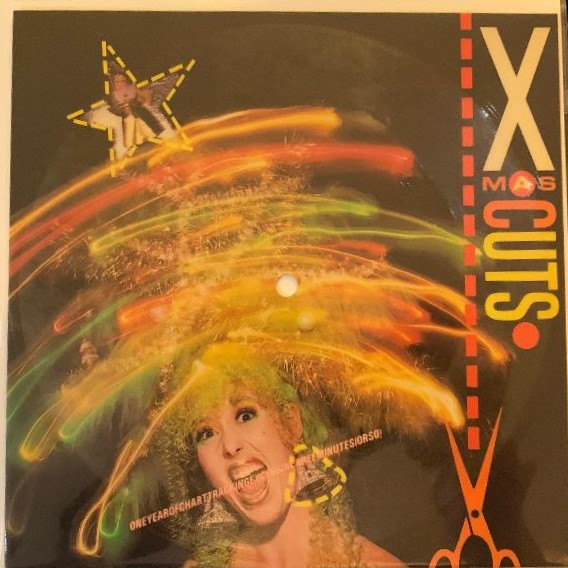 Island Records 1984 Christmas Flexie