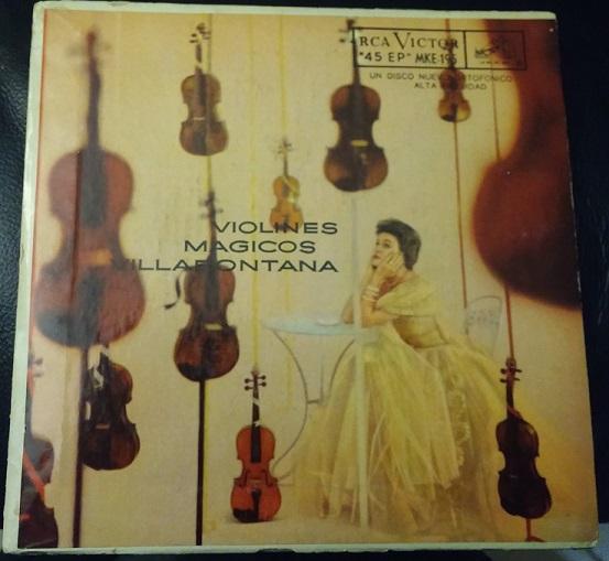 Violines Magicos de Villafontana