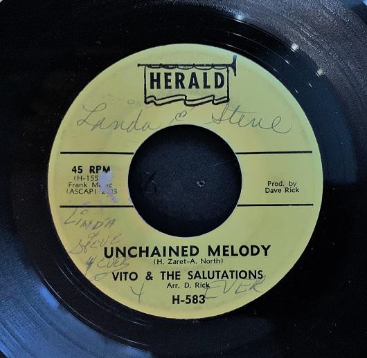 Vito & The Salutations