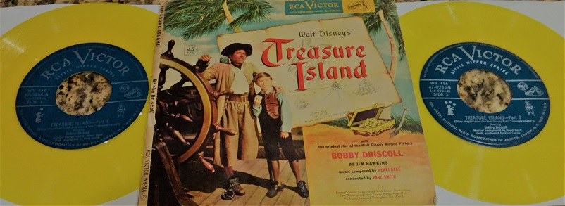 Disney's Treasure Island