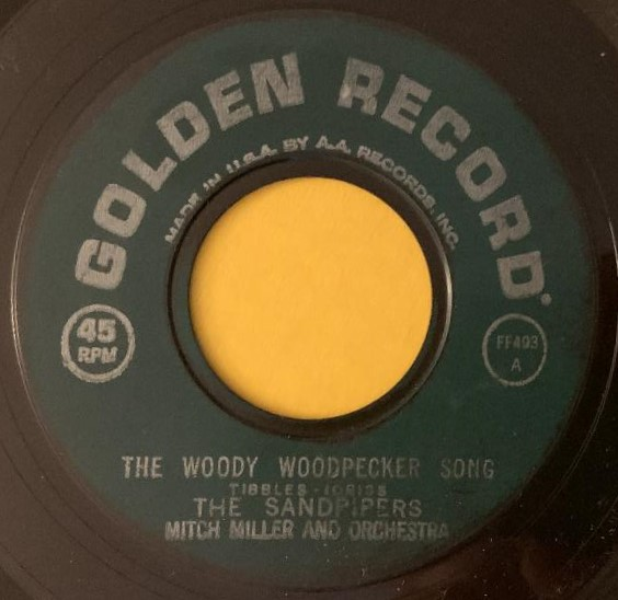Woody Woodpecker Song