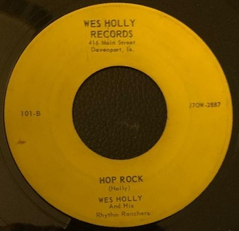 Wes Holly