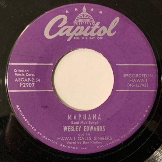 Webley Edwards